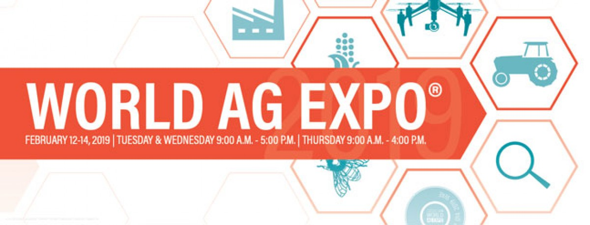Join Us at the World Ag Expo!